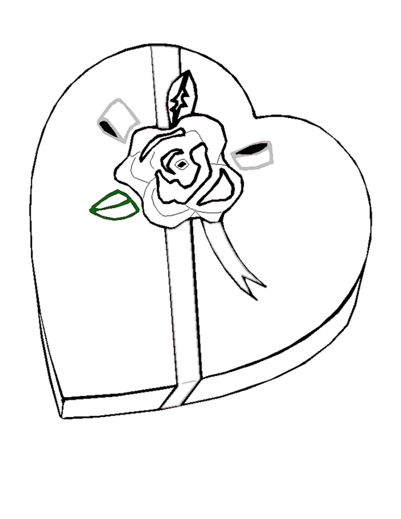 1275x1650 Valentine Coloring Pages Dr Odd