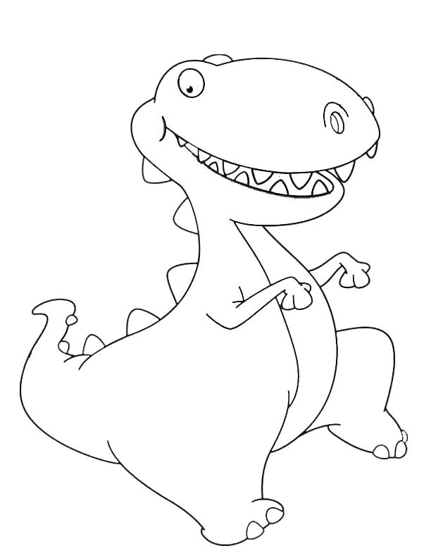 612x792 Coloring Pages Of Dinosaurs Dinosaur Coloring Pages Dinosaurs T