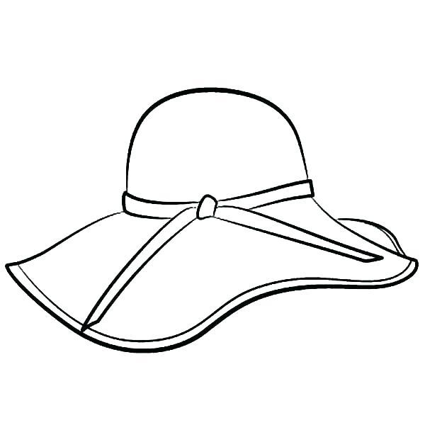 600x600 Graduation Cap Coloring Page Graduation Cap Coloring Page Hats