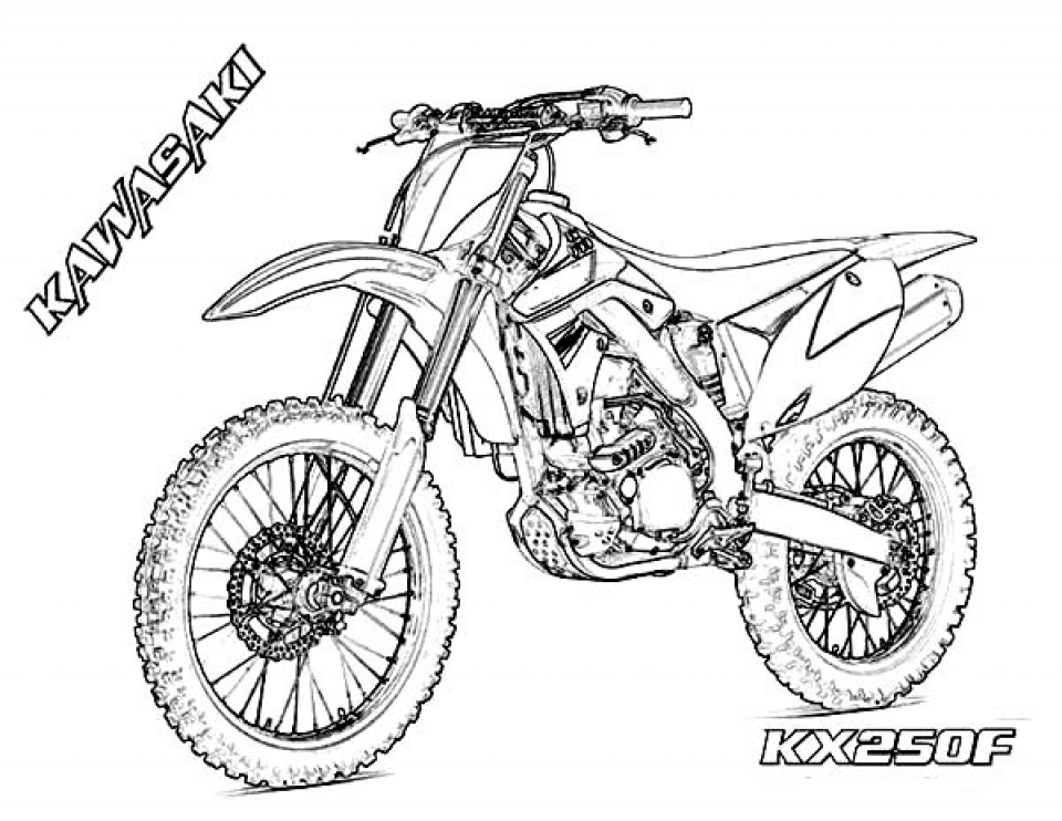 960x742 Dirt Bike Coloring Pages Cool Dirt Bike Coloring Pages