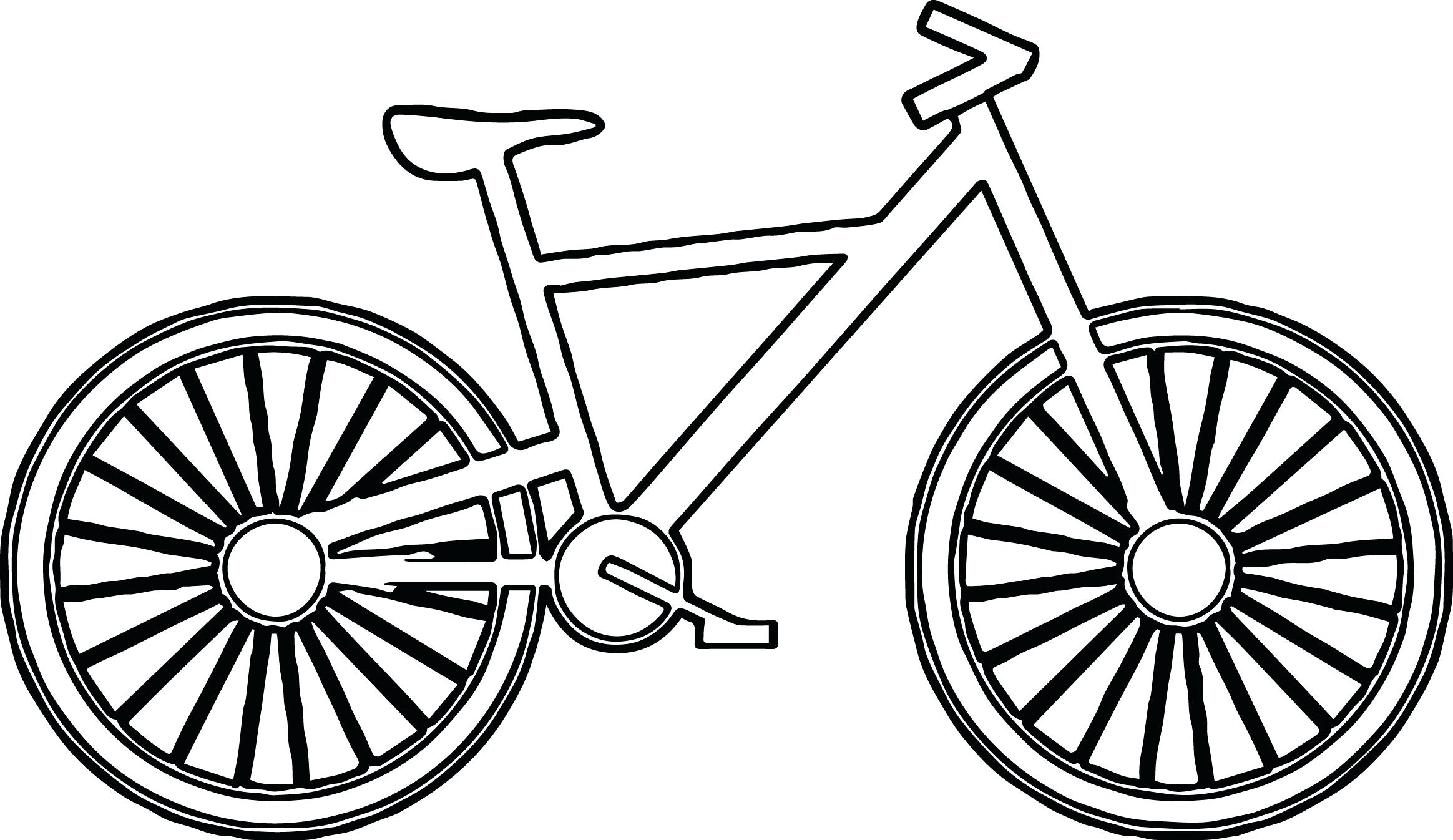2328x1346 Dirt Bike Coloring Pages Printable Bicycle New Disney Channel