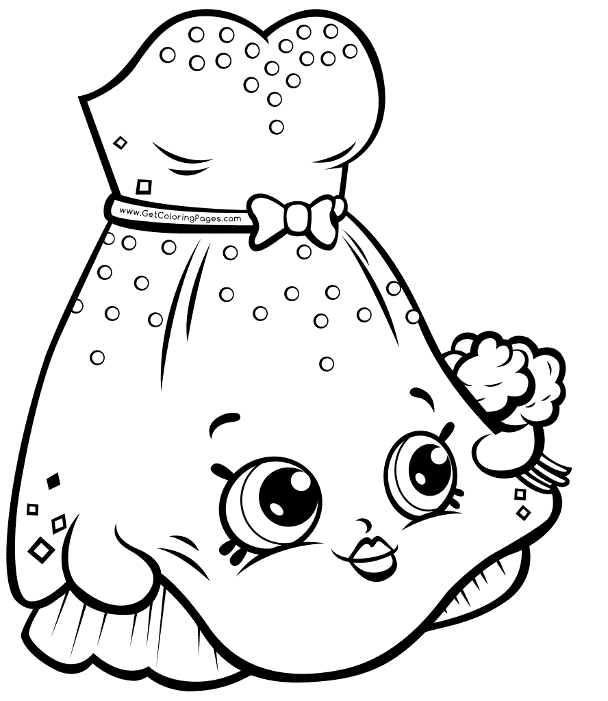 888x1024 Sizable Disco Ball Coloring Page Rare Shopkins Season Pages