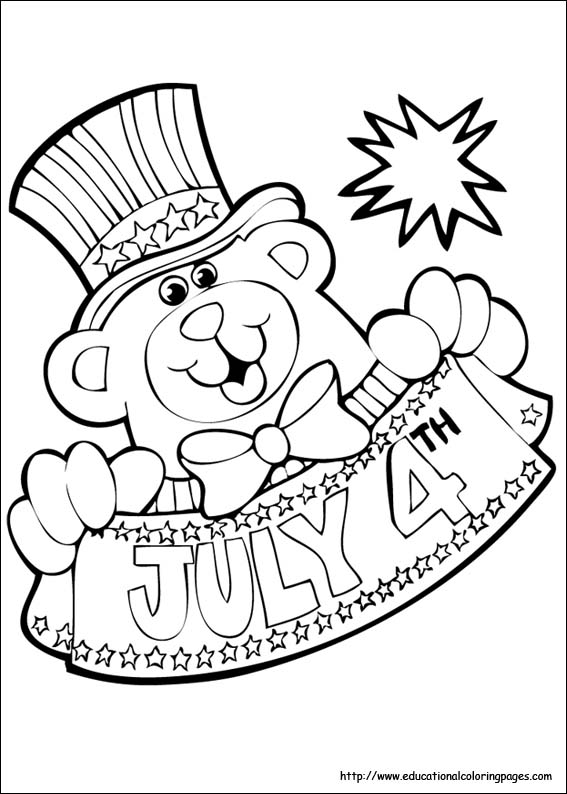 567x794 Disney Of July Coloring Pages Of July Coloring Pages