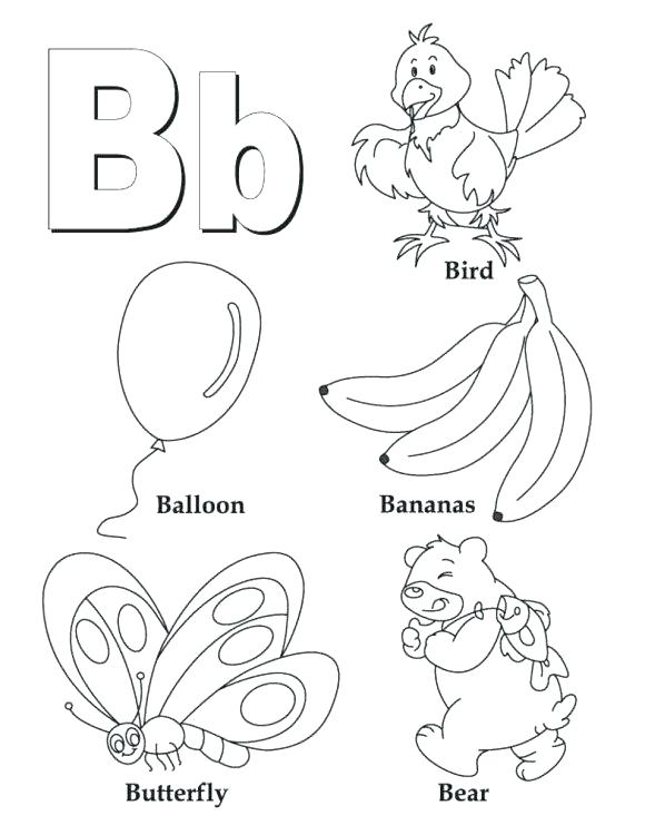 Disney Alphabet Coloring Pages at GetDrawings | Free download