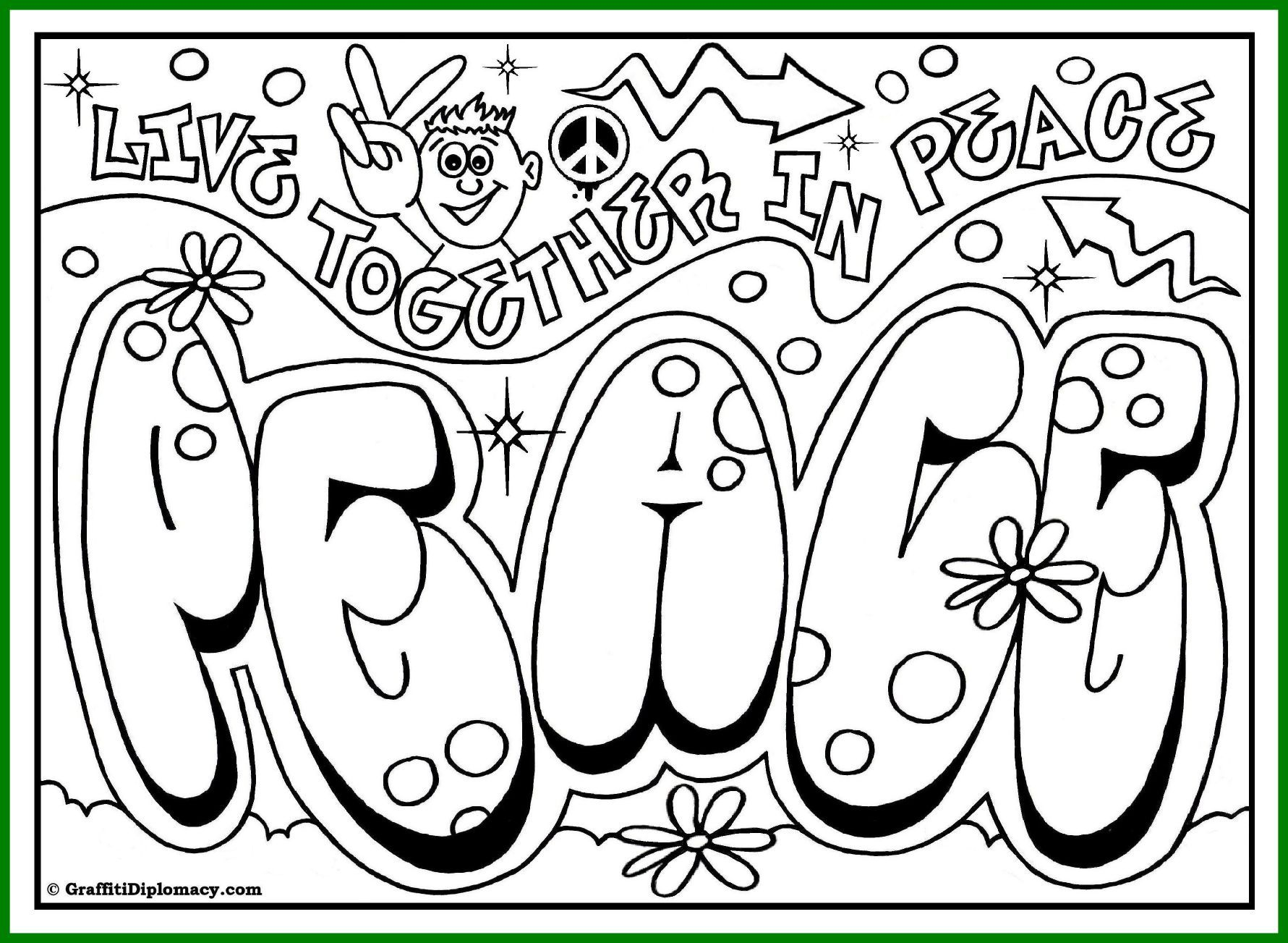 1781x1303 Inspiring Bubble Letter A Coloring Pages Fototo Me For Disney
