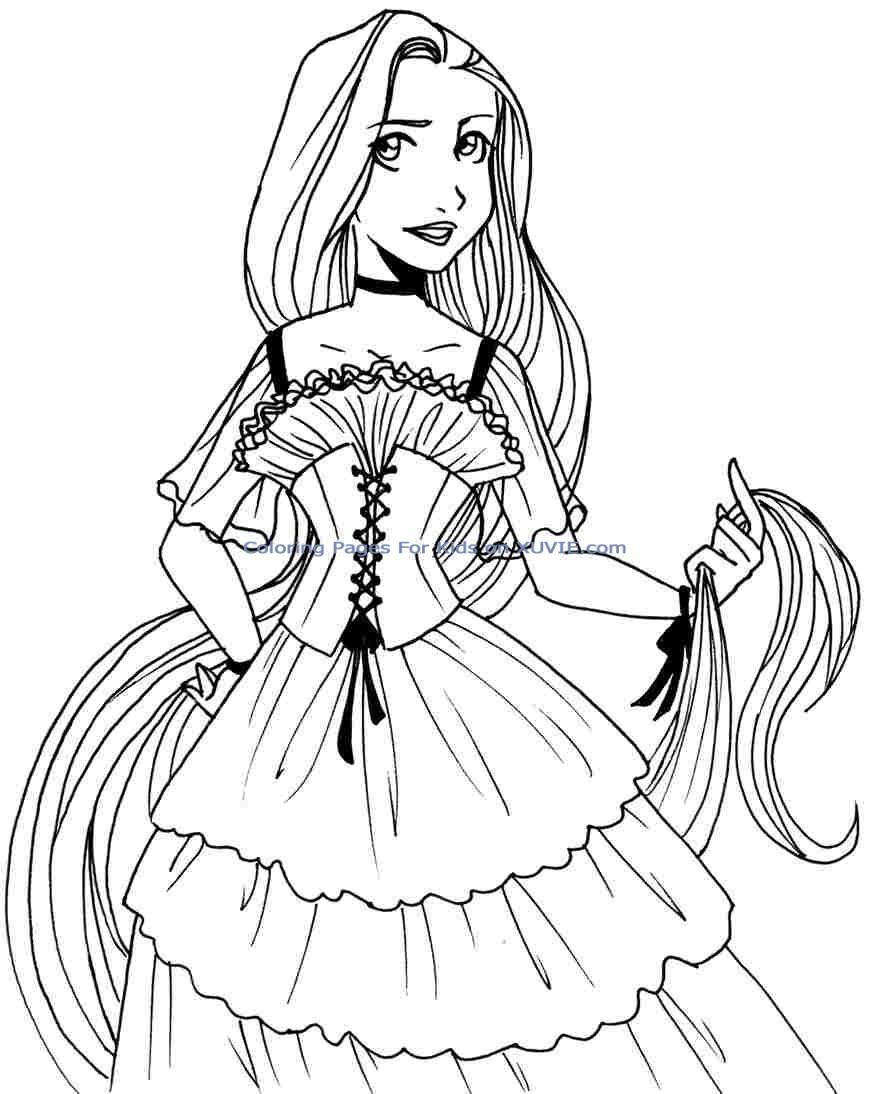 870x1094 Disney Princess Baby Ariel Coloring Pages
