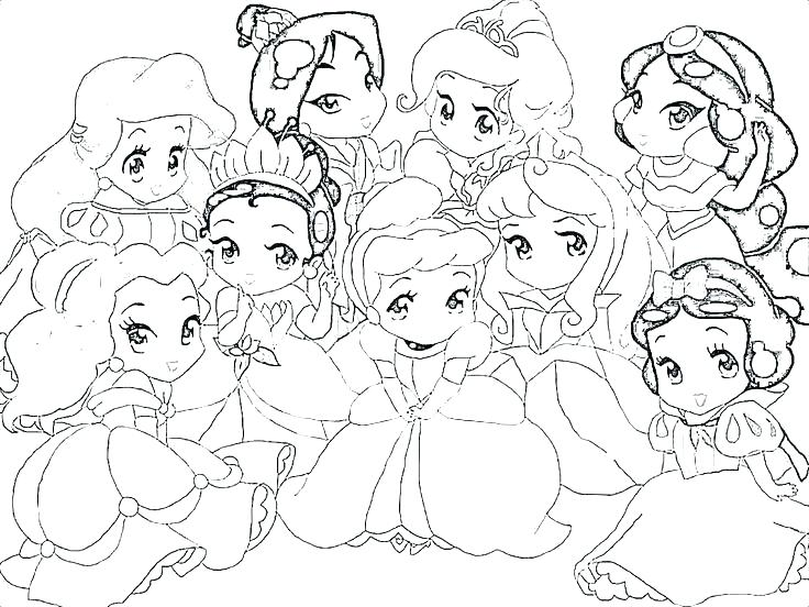 Disney Aurora Coloring Pages