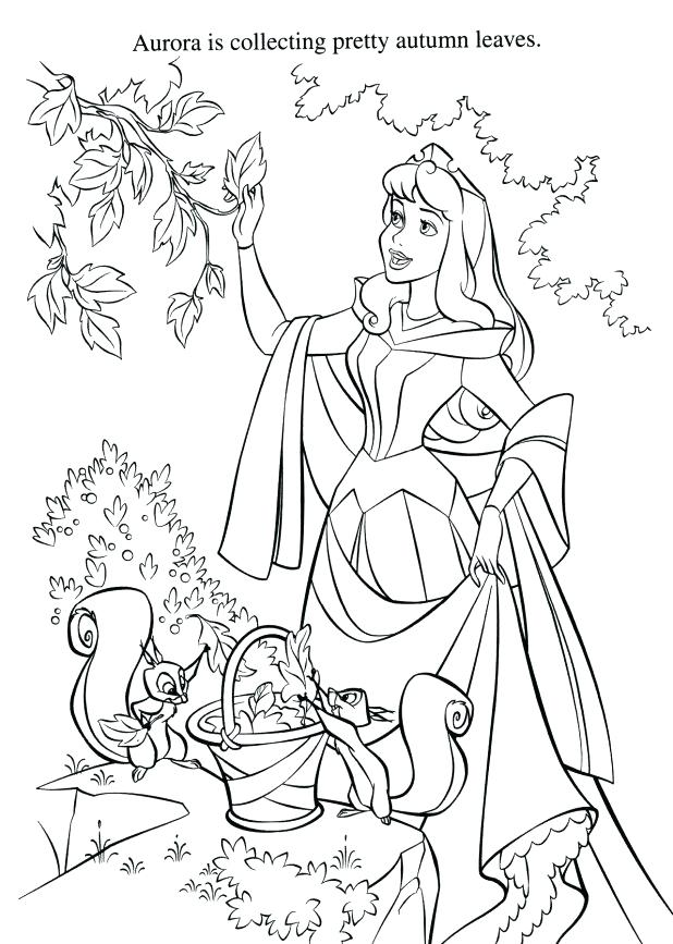 618x867 Princess Aurora Coloring Pages Medium Size Of Princess Aurora