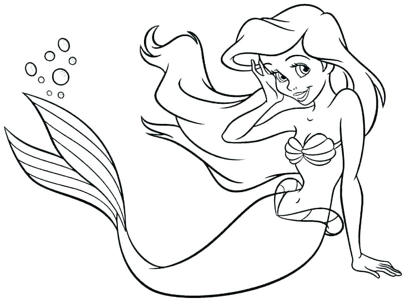 807x600 Baby Princess Coloring Sheets The Best Pages Ideas On For Girls