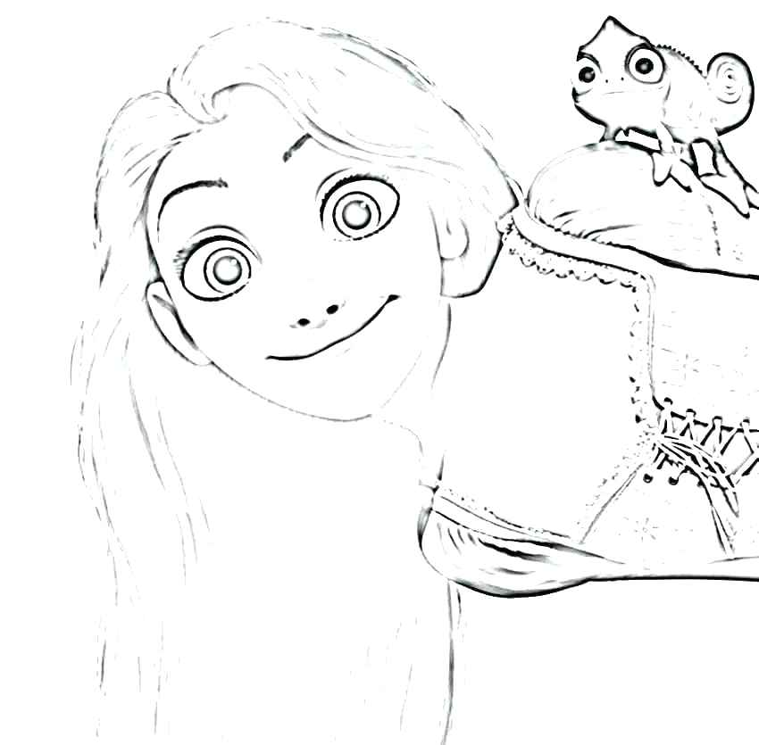 850x835 Colouring Pages Coloring Tangled Baby Colouring Pages Coloring