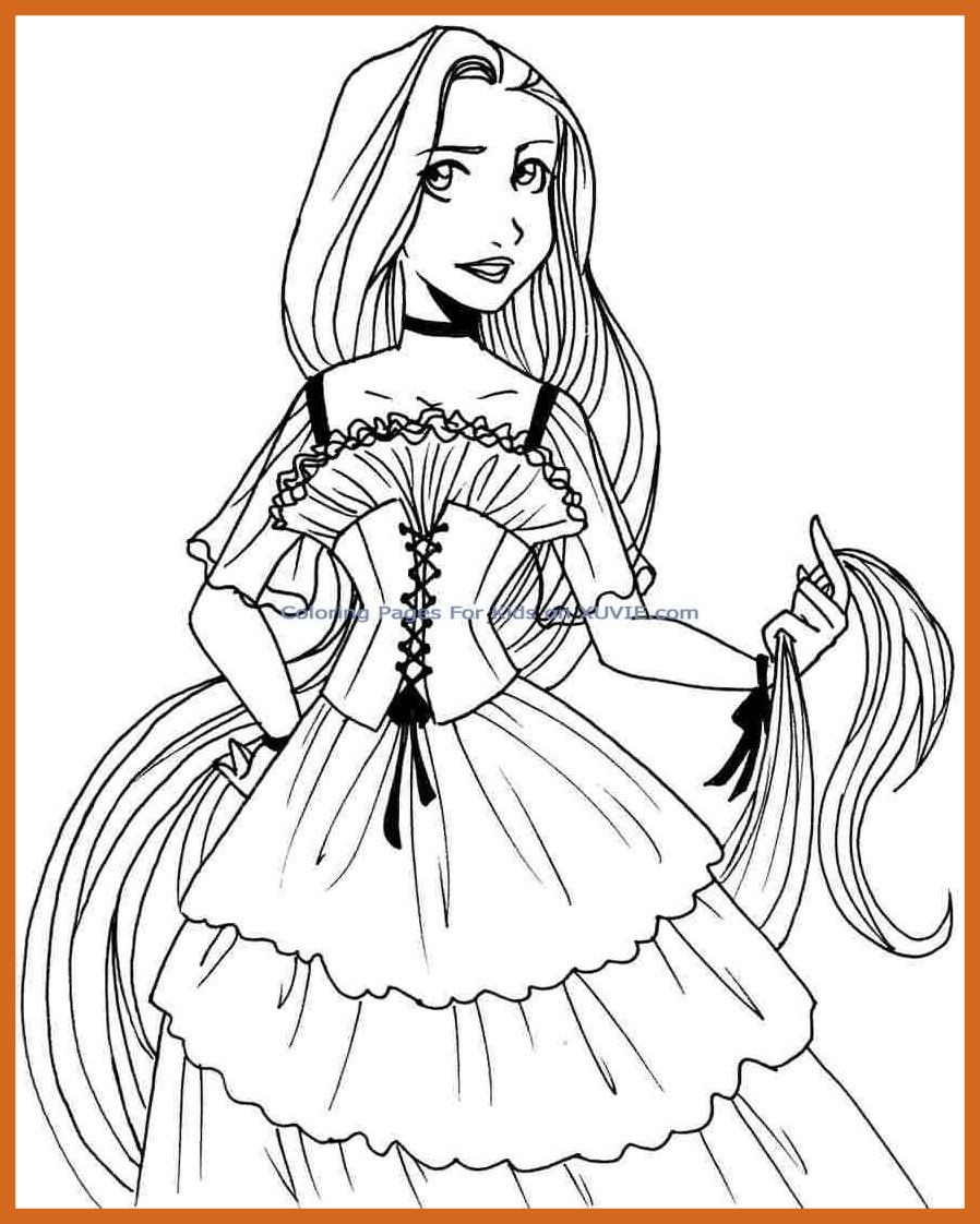 898x1122 Great Baby Disney Princess Coloring Pages Color Book Ideas For You