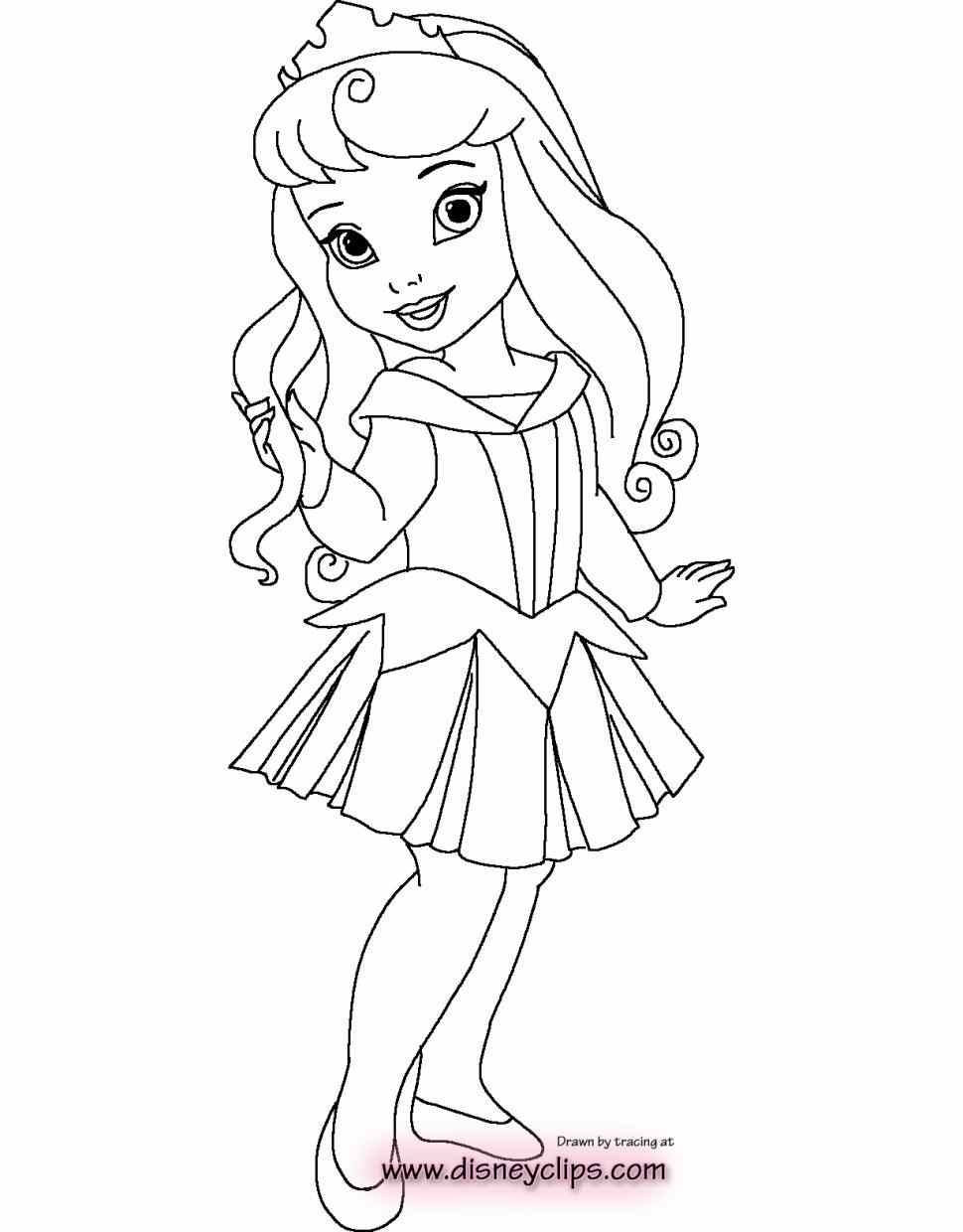 970x1240 Pioneering Baby Princess Coloring Pages Disney