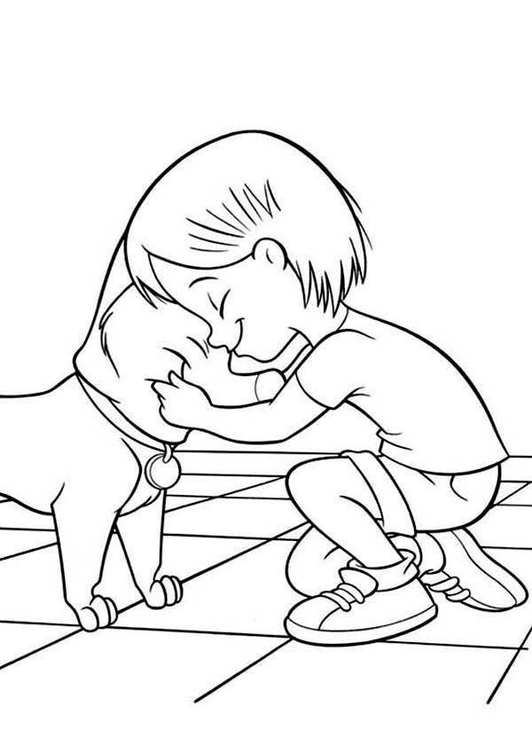 600x840 Bolt And Penny Are Bestfriend Coloring Pages Batch Coloring