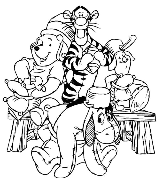 Disney Cartoon Coloring Pages At Getdrawings Com Free For Personal