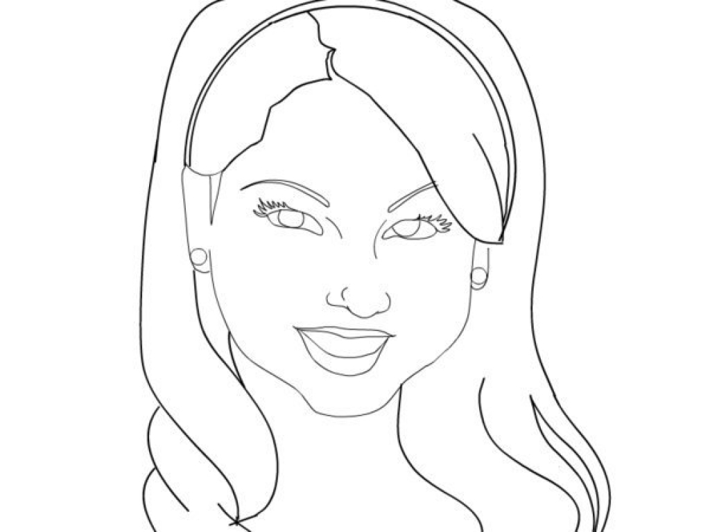 1024x768 Best Of Disney Channel Jessie Coloring Pages To Print Gallery