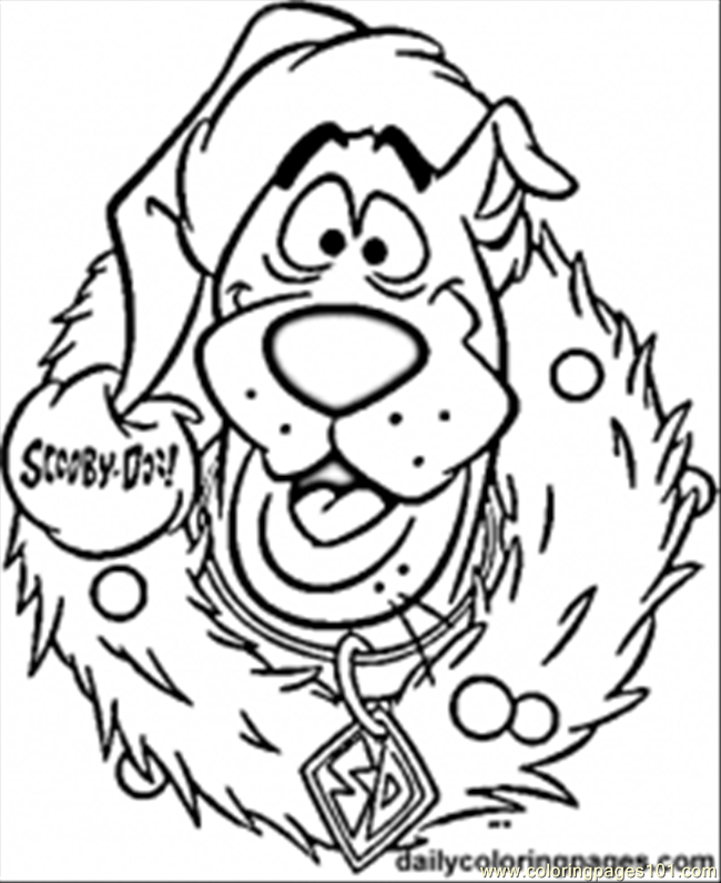 Disney Christmas Coloring Pages Free Printable At