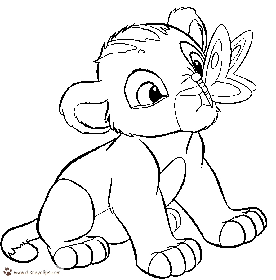 890x906 Lion Coloring Page Best Of Disney The Lion King Coloring Pages