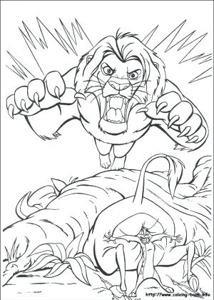 300x420 Coloring Pages Disney