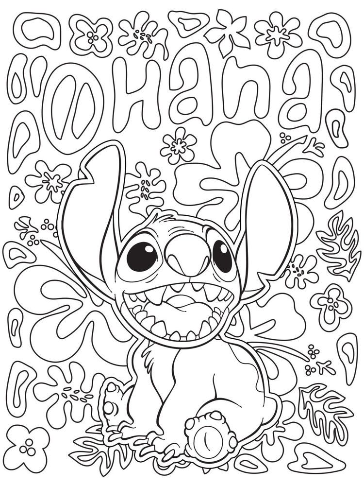750x1000 Lilo And Stitch Adult