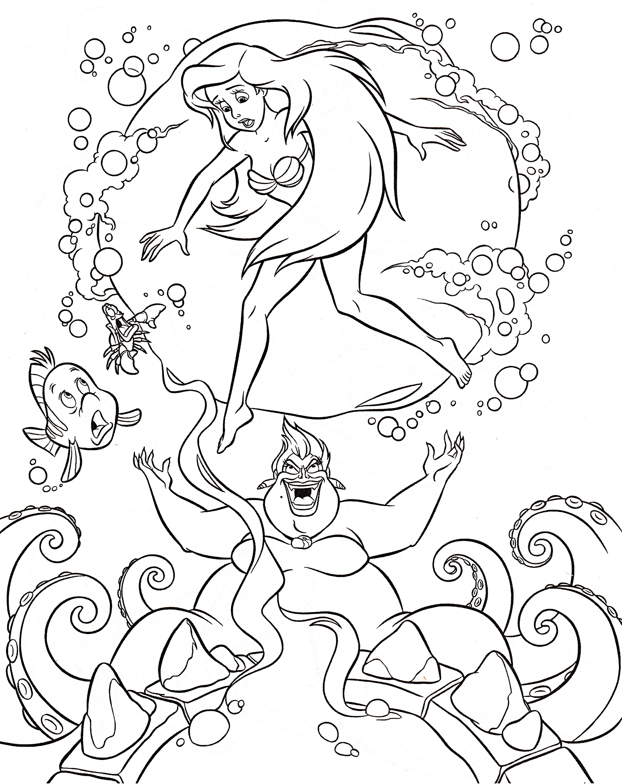 2095x2640 Printable Adult Coloring Pages Disney Download Coloring Sheets