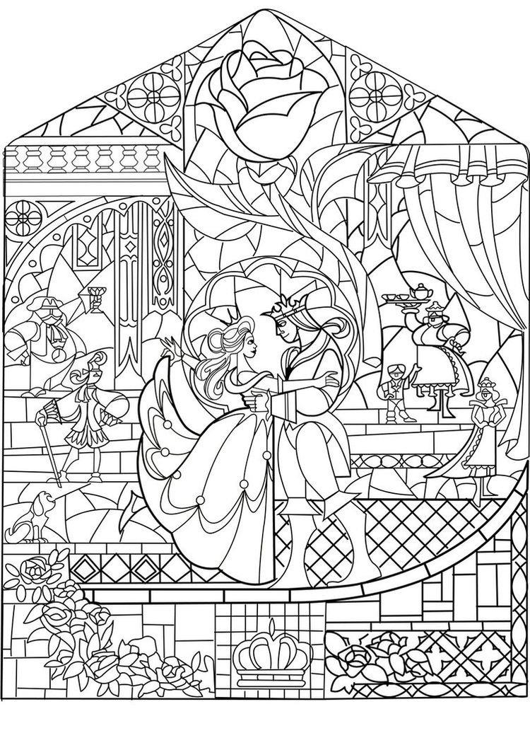 750x1060 Adult Disney Coloring Pages Just Colorings