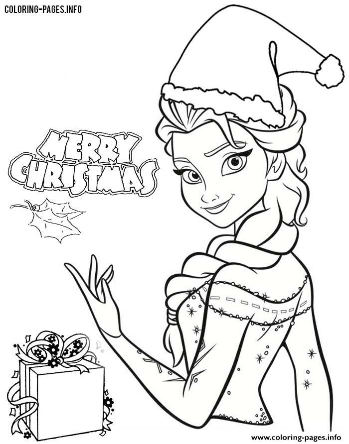 700x892 Disney Princess Coloring Pages For Christmas