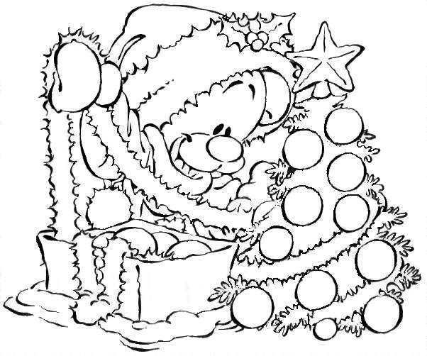 Christmas Coloring Pages Disney.Disney Coloring Pages For Christmas At Getdrawings Com