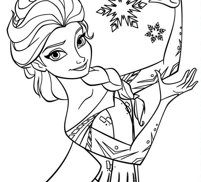 662x600 Colorings' World Free Printable Coloring Pages