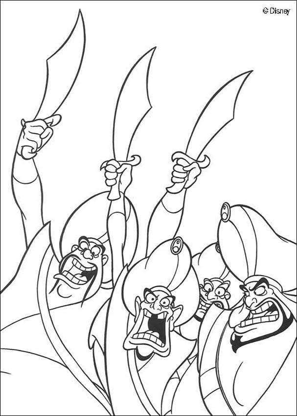 607x850 Disney Coloring Pages