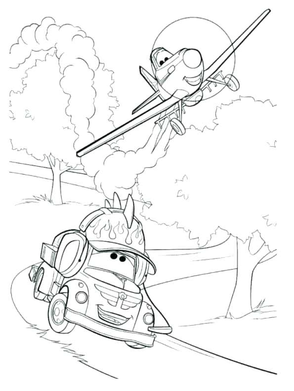 595x791 Pixar Coloring Pages Beautiful Planes Coloring Pages And View