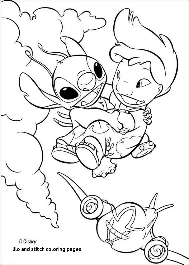 Disney Coloring Pages Lilo And Stitch At Getdrawings Free Download