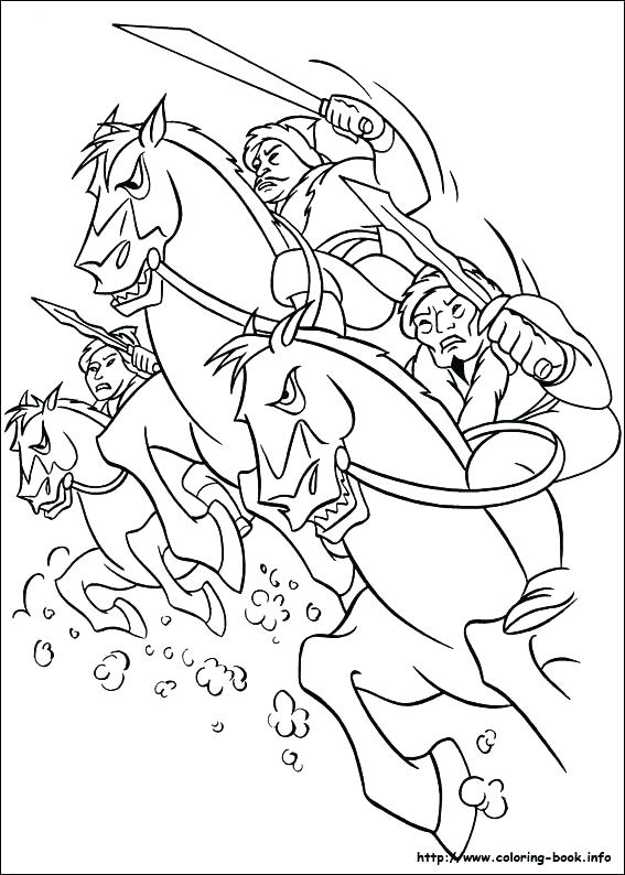567x794 Disney Mulan Coloring Book Mulan Coloring Pages Coloringpages