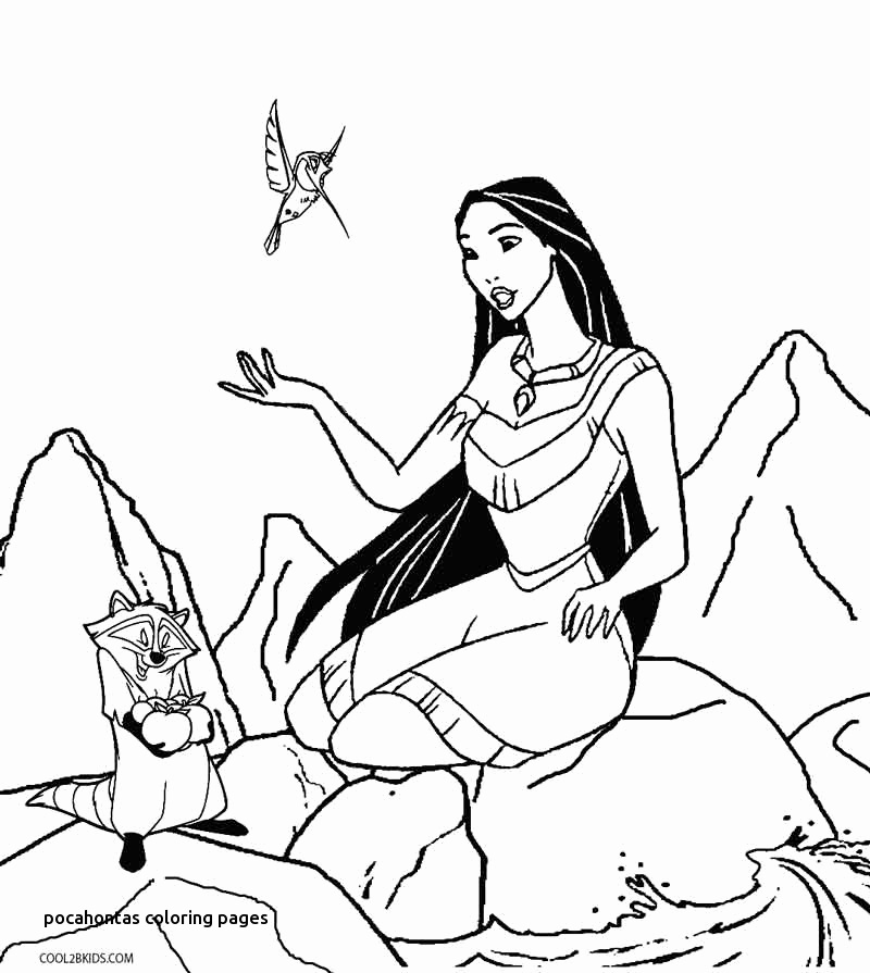 Disney Coloring Pages Pocahontas At Getdrawings Com Free For