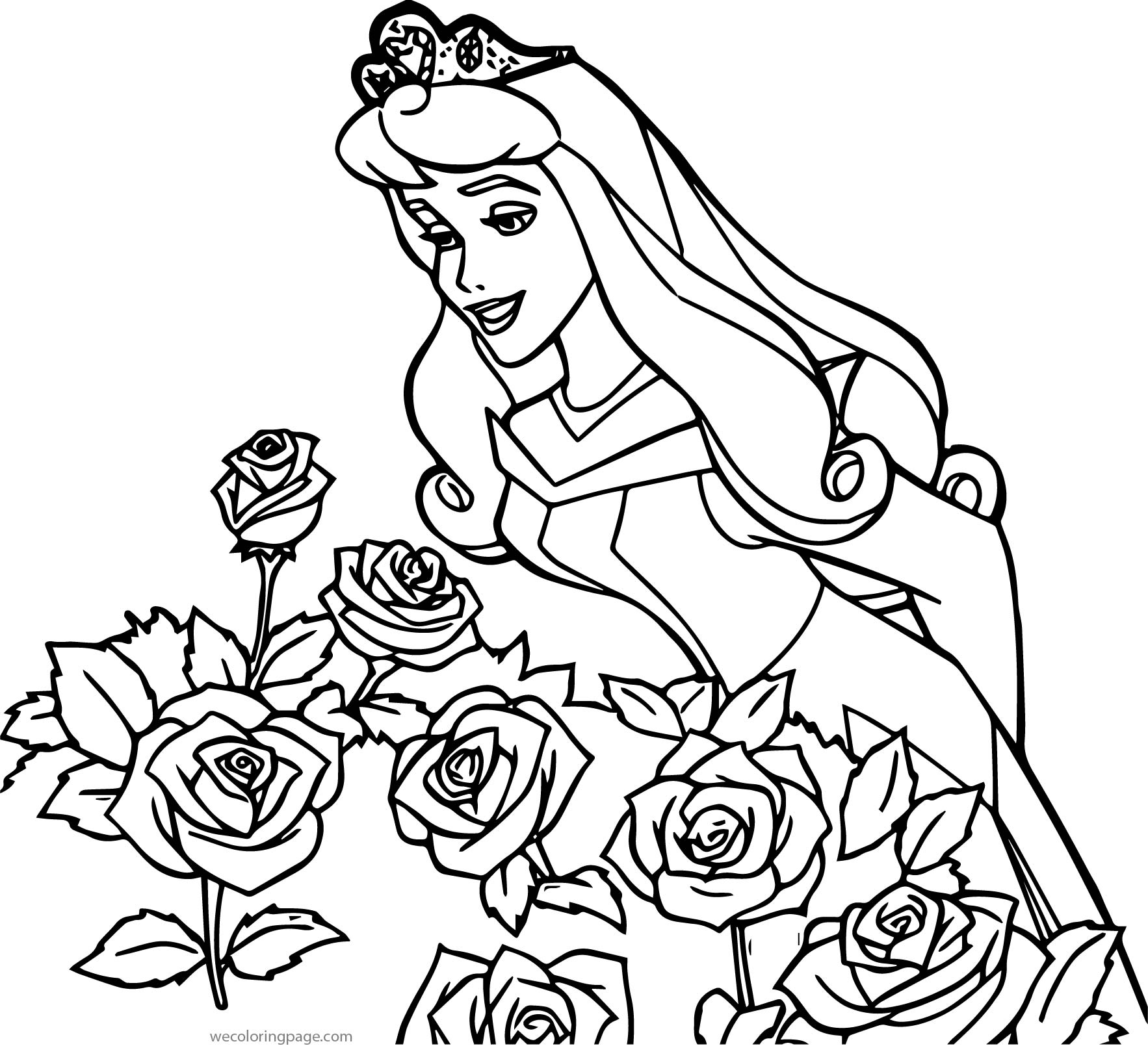 1766x1610 New Disney Princess Coloring Pages Sleeping Beauty Prince Design