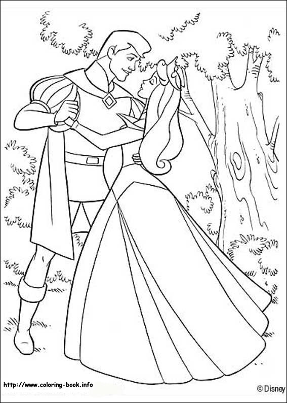 567x794 Sleeping Beauty Printable Coloring Pages Sleeping Beauty Coloring