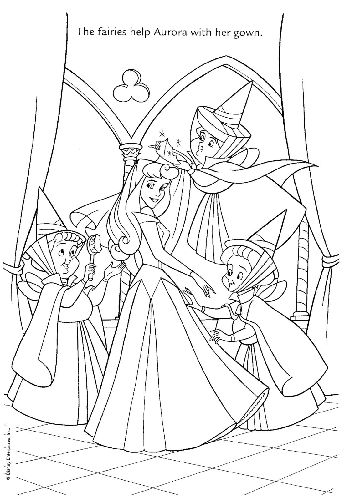 1150x1583 Disney Wedding Coloring Pages