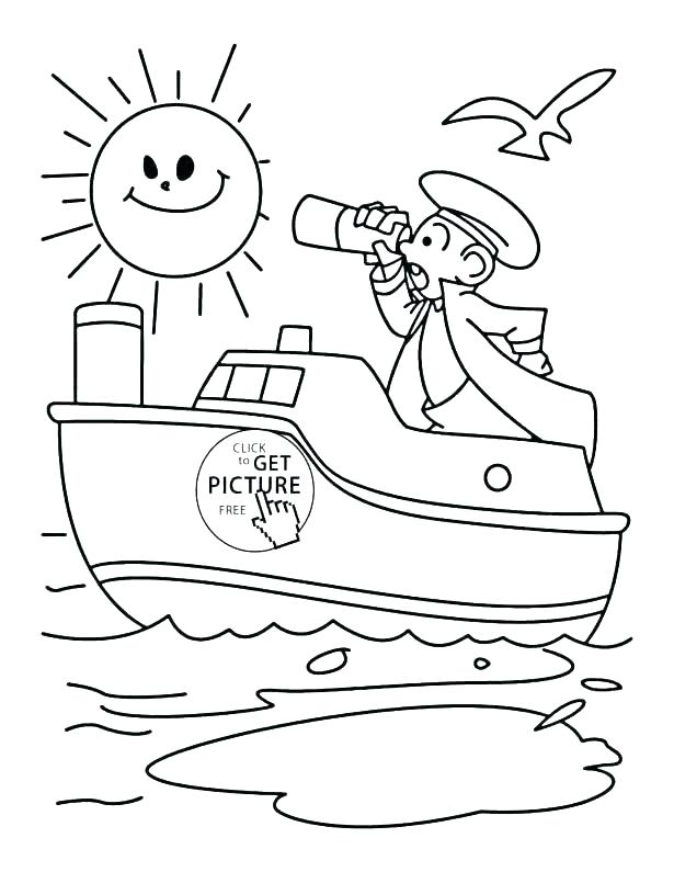 615x795 Disney Cruise Coloring Pages Ship Coloring Pages Mayflower