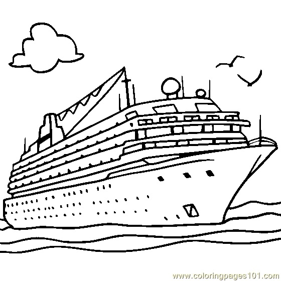 560x560 Disney Cruise Ship Coloring Pages To Print Free Downloads Coloring