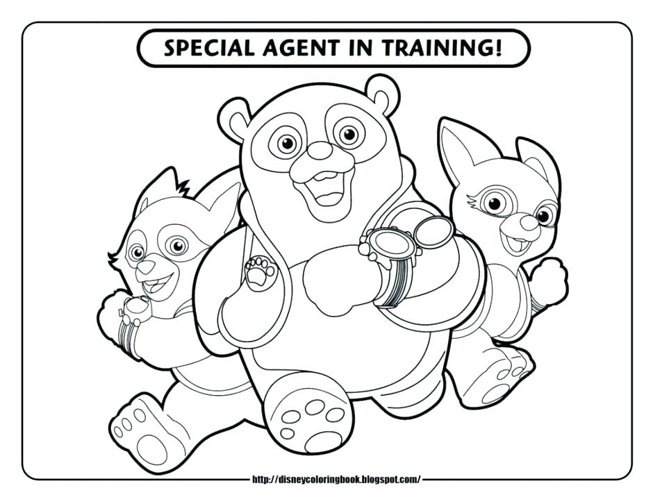 940x726 Disney Cruise Ship Coloring Pages To Print Sheriff Pictures