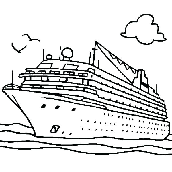 600x600 Ship Coloring Page Pirate Ship Coloring Pages Pirate Ship Coloring