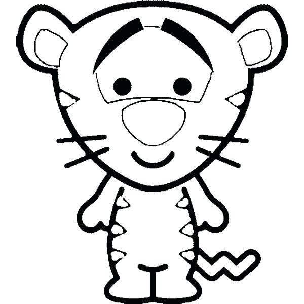600x600 Disney Cuties Coloring Pages For Pics Of Cute Coloring Pages