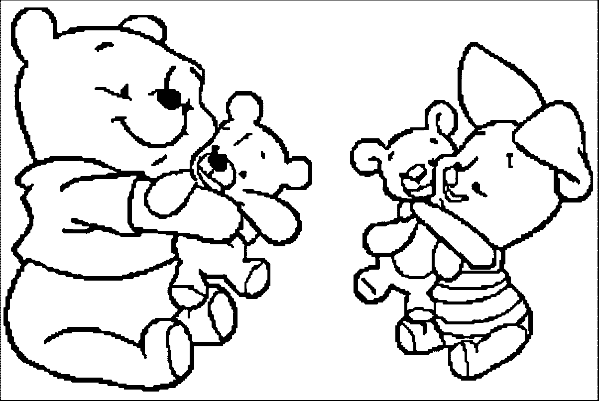 1203x806 New Disney Cuties Coloring Pages Collection Printable Coloring Sheet