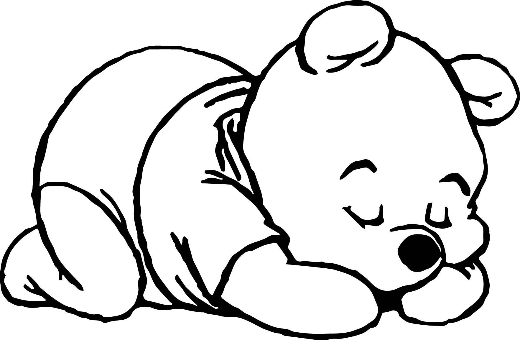 1764x1153 Disney Cuties Coloring Pages
