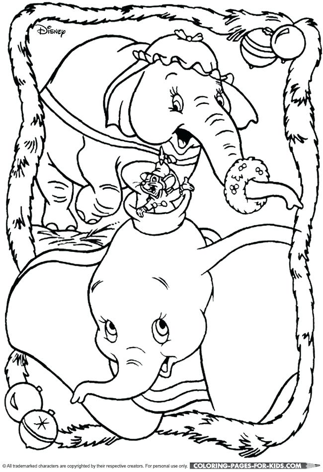 650x950 Dumbo Coloring Page Dumbo Coloring Pages Dumbo Coloring Pages