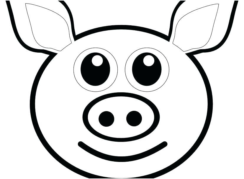 827x609 Emoji Coloring Pages Coloring Page Of A Pig Poop Emoji Coloring
