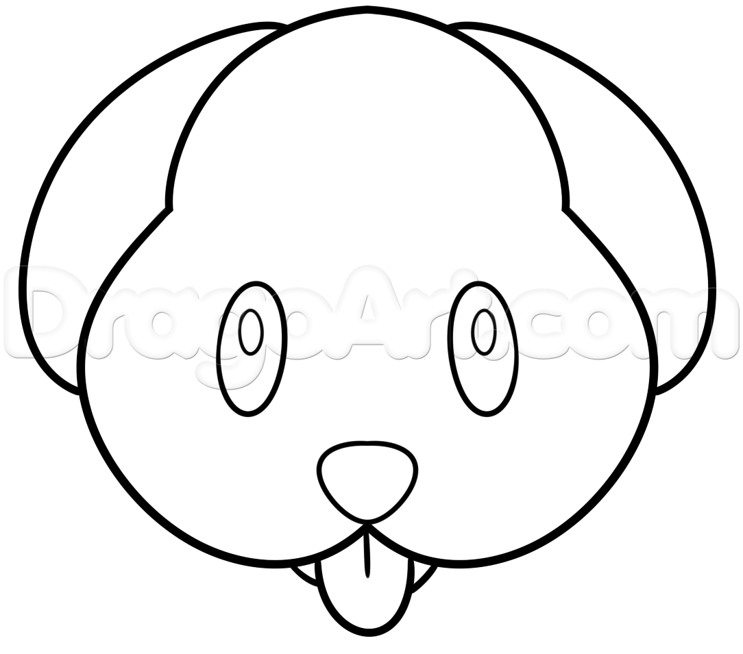 1084x955 Top Emoji Coloring Pages Animals Drawing
