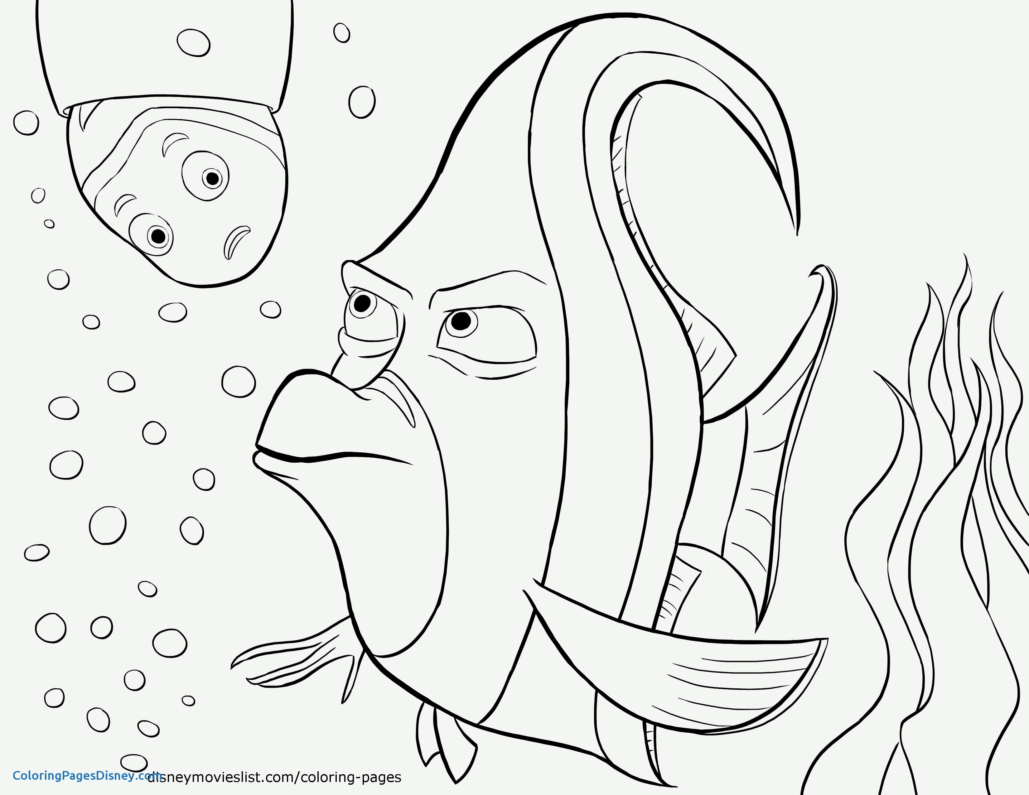 3300x2550 Coloring Pages Nemo Awesome Disney S Finding Nemo Coloring Pages