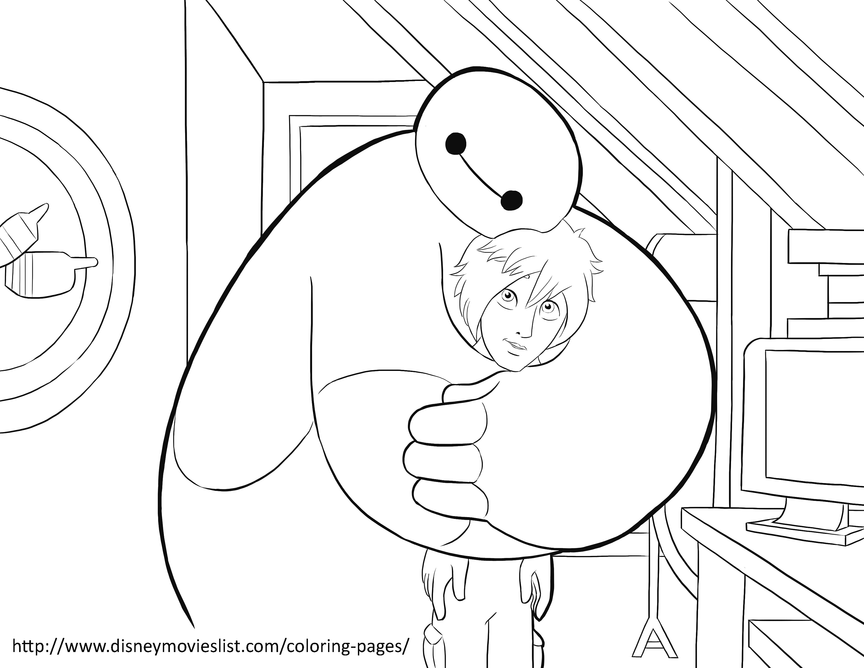 3300x2550 Disney Channel Jessie Coloring Pages