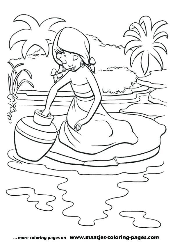595x842 Disney Coloring Book Jungle Book Coloring Page Walt Disney