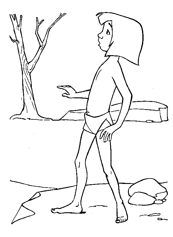 576x786 Jungle Book Coloring Pages Compilation Free Coloring Pages